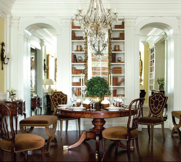 Southern Living Living Rooms: All About Houses: A Southern Accents Show House